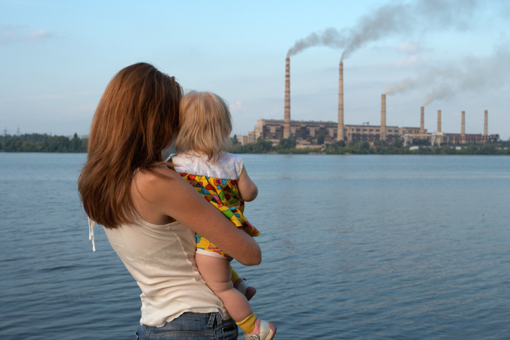 Visualize Environmental Justice: Using Data to Address Disproportionate Impacts of Pollution