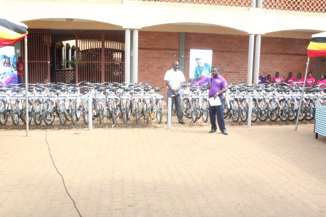 uganda bicycle program