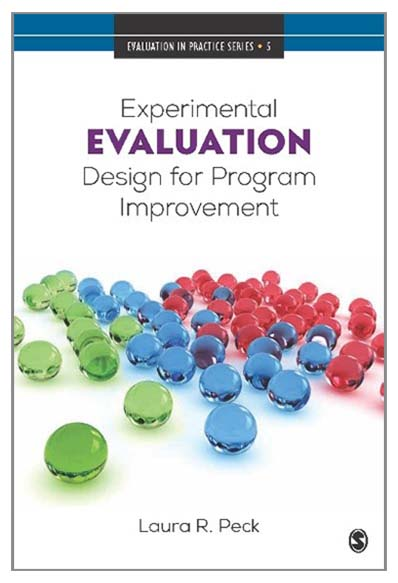 evaluation book cover