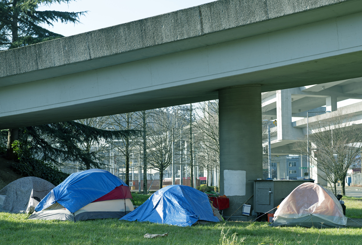 Homeless Encampments: Local Responses to a National Problem