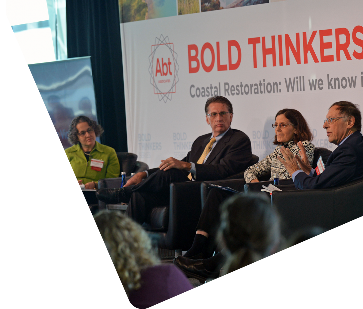 Bold Thinkers Series speakers